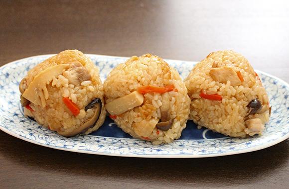 炊飯器で作る簡単中華風ちまき