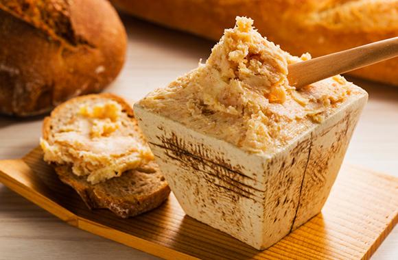 万能調味料 和風白だしバター