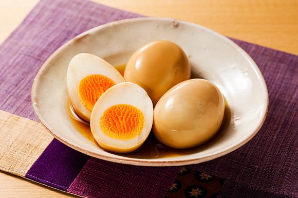 の 煮 作り方 卵
