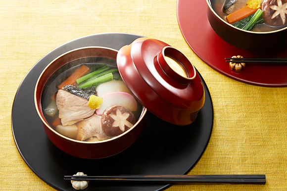 博多雑煮(福岡)