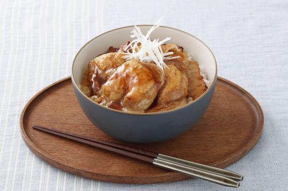 北海道風豚丼