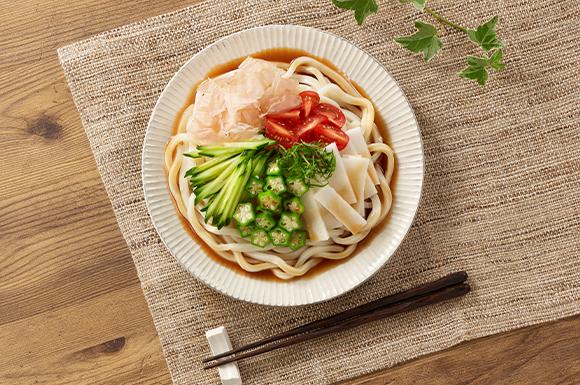 ねばとろサラダ麺