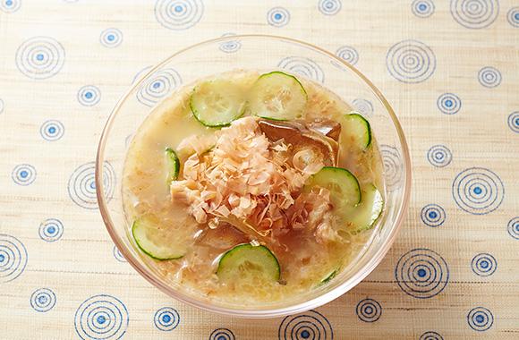 冷汁風冷やしかちゅー湯