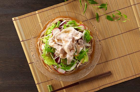 豚しゃぶサラダ麺