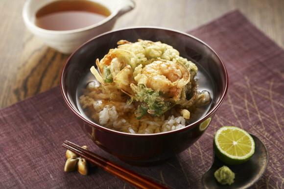 天茶漬け | おいしいレシピ|ヤマキ株式会社