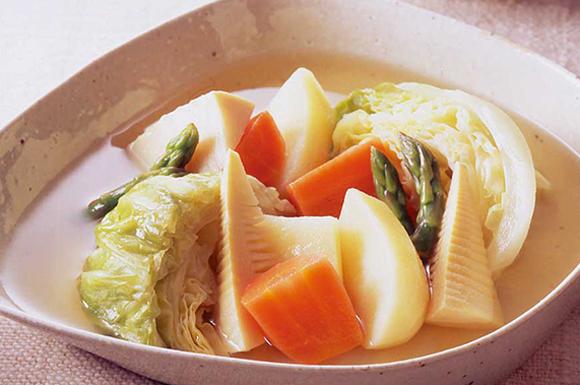 野菜の和風ポトフ