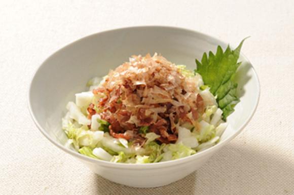 白菜サラダレシピ
