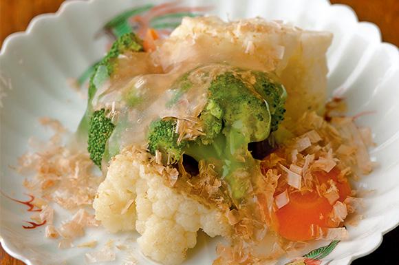 カラフル野菜の含め煮