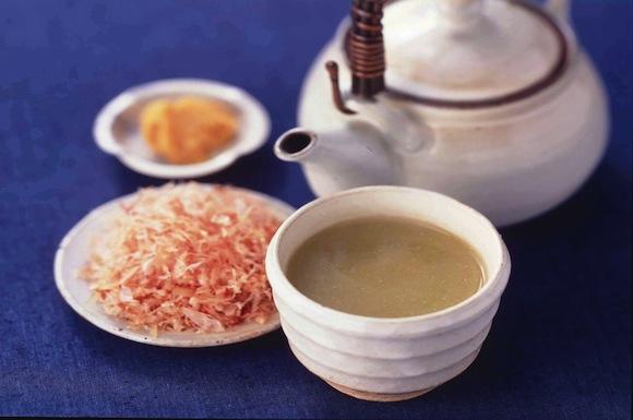 素朴な味わいがおいしい「茶節(ちゃぶし)」