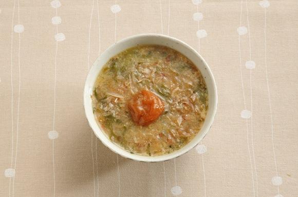 梅めかぶかちゅー湯