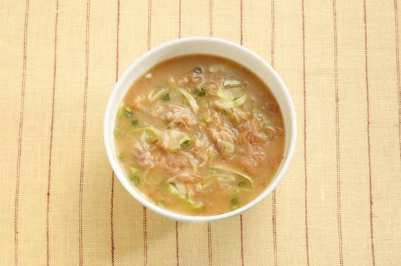 キャベツナかちゅー湯