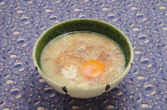 卵入りかちゅー湯