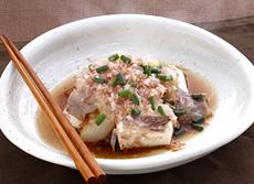 タジン DE 肉豆腐