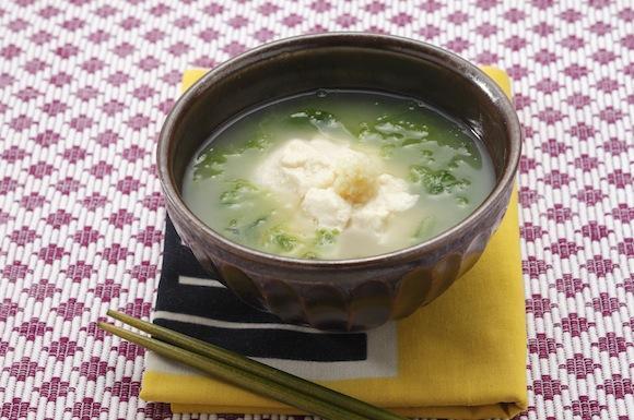 ゆし豆腐汁