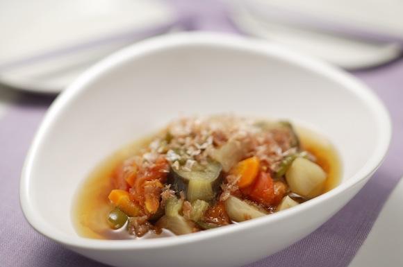 野菜の和風ラタトゥイユ