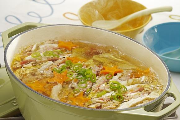白菜の重ね鍋
