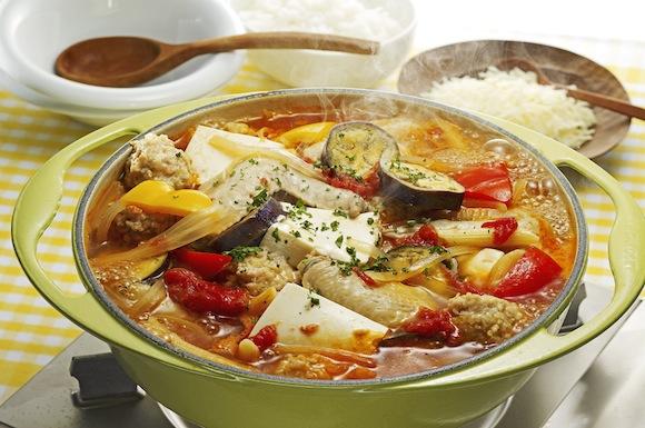 イタリアンちゃんこ鍋