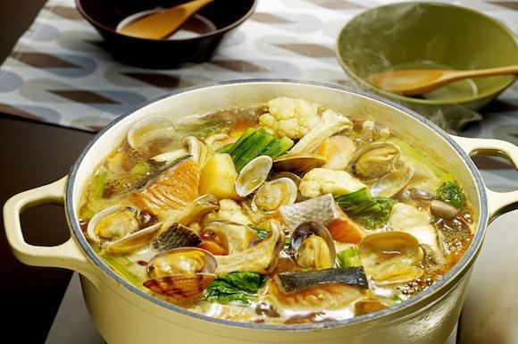 辛味カレー鍋