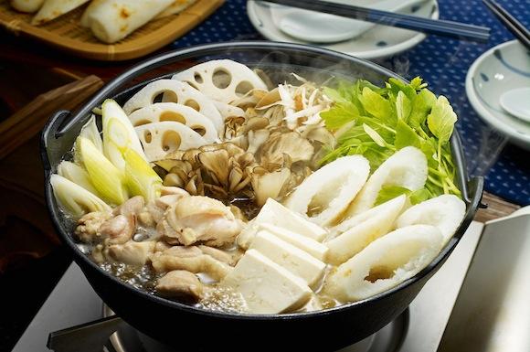 秋田美人鍋