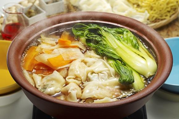 ワンタンちゃんこ鍋