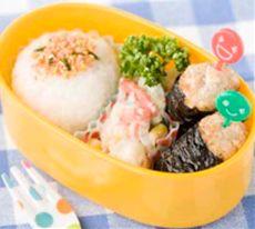 豆腐入り海苔巻き棒バーグ